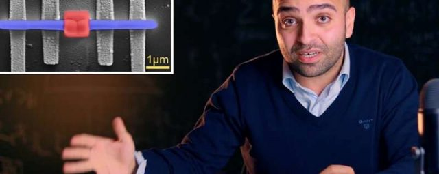 Physicists invent printable superconducting device