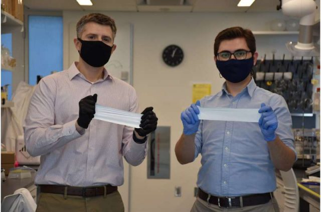 'Smart bandage' detects, could prevent infections