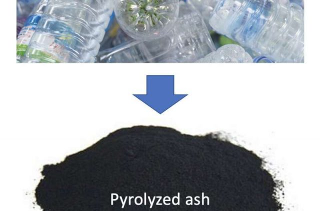 Team turns pyrolyzed ash into graphene for improving concrete, other compounds